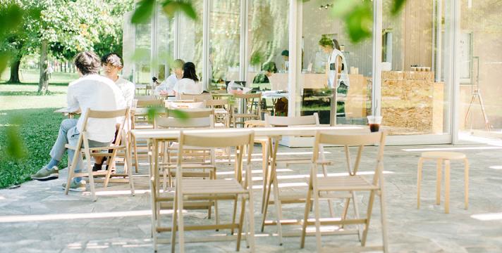 「KAKAMIGAHARA STAND」「かもす食堂」